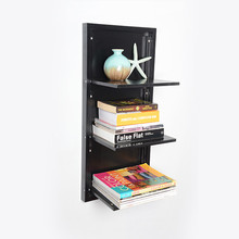 folding wall shelf