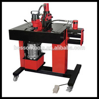 Hydraulic Busbar Processing Machine with CE Certificate