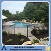 high security fence netting for pool/Pool fence price/Used Wrought Iron pool Fence
