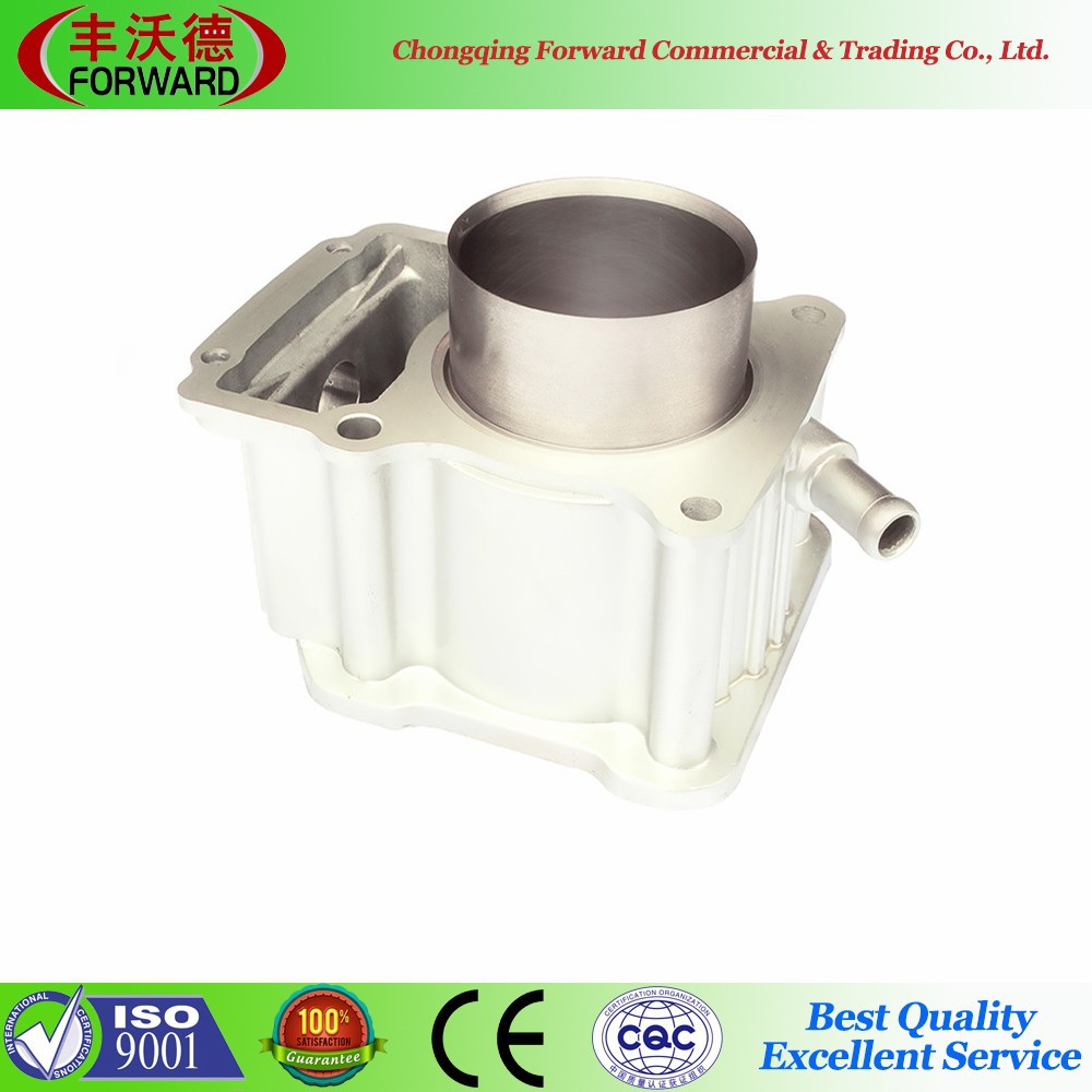 Original Zongshen 250CC water-cooling motorcycle cylinder block