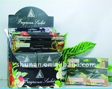 scented sachets with hook