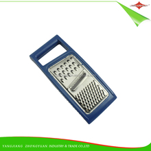 ZY-N1090 Hot sale stainless steel multi functions Kitchen Accessories flat food grater