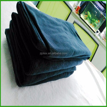 Super Soft Heavy Cheap Disposable Airline Polar Fleece Blanket