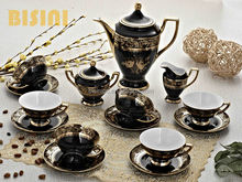 Hot sale Medusa Vintage Porcelain Tea Set(BF01-0211)