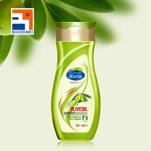 Olive oil nourishing shampoo with high quality and reasonable price