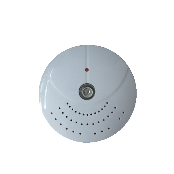 Stand alone mini cigarette hush smoke detector for car/home security