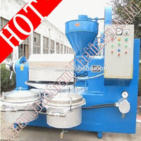 2014 China manufacture cheap price edible oil mill with less residue