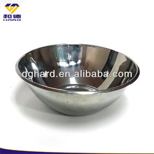 Stainless steel deep mixing bowl/metal bowl