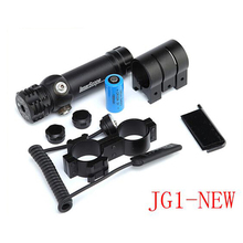 5mw red and green laser waterproof Laser sight with handgun rail mount