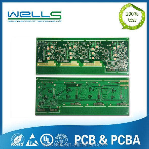WELLS Hardware Software Engineering Teme Custom Pcb Pcba Design