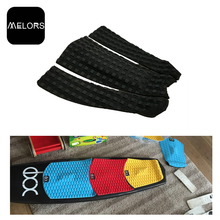Melors EVA Surf Grip Custom Traction Pads Tailpads