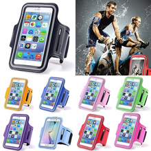 5.5 inch Phone Case for iPhone 7 plus 6s plus 6 plus case Sport Armband Arm Band Belt Cover Running Gym Bag Case