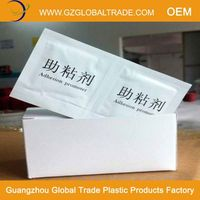 adhesive for stainless steel to stainless steel making reactor