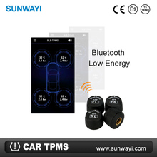 Tire Pressure Monitoring System,bluetooth tpms,Wifi TPMS with external sensor