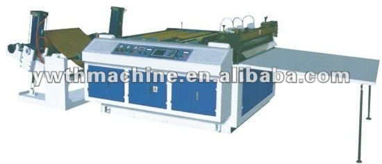Automatic High Precision Computerized Roll To Sheet Paper Cutting Machine