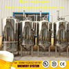 beer fermenter 100l 300l 400l 500l for small brewery with technical support