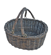 hot selling 2015 year china suppliers ISO9001&FSC&SA8000 fancy gift wicker vegetable basket for made in china wholesale