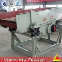 50-500 Tons Per Hour Small Electromagnetic Vibrating Feeder