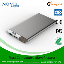 High end power pack 5000mah, portable power pack 5000 mAh, factory price power pack 5000mah from China