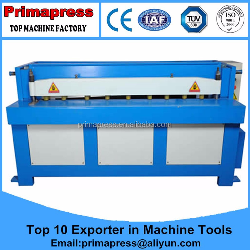 <strong>Q11</strong> Model China Supplier&Manufacturer 1-3mm electrical shearing machine,metal cutting machine with high quality