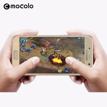 Mocolo 2.5d 0.33mm tempered glass screen guard for galaxy a3 2017