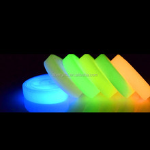 Fashionable Custom Glowing In The Dark Silicone Wristbands/Luminous Bracelet