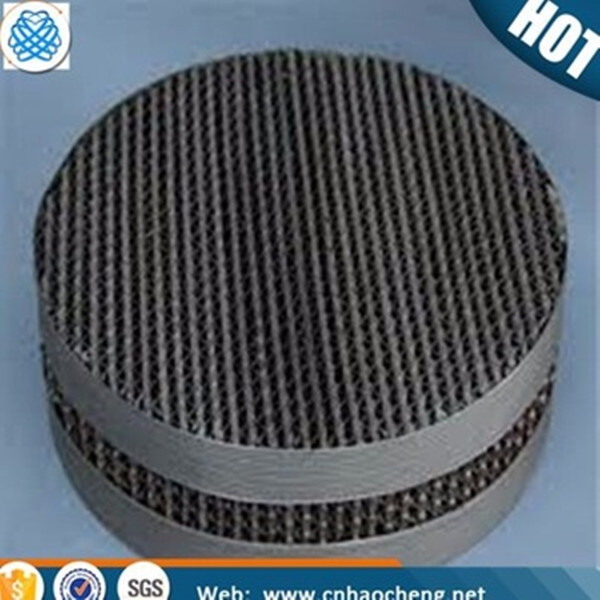 Stainless steel/monel/pure nickel wire gauze metal packing net/structured packing wire mesh