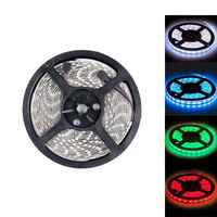 5m leds tira tape RGB RGBW White 5050 2835 5630 IP65 IP67 IP68 4000K Flexible led strip Waterproof