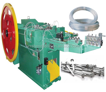 High Speed China Automatic Common Wire Nail Making Machine Price Complete Line