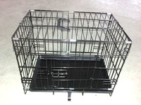 Multiple Sizes Cat Dog Folding Steel Crate Animal Playpen Wire Metal Dog Cage