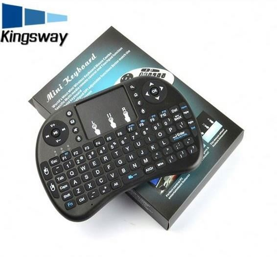 High Speed i8 mini keyboard mini wireless keyboard mini wireless keyboard for lg smart tv