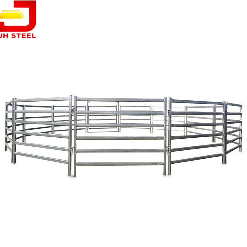Designd specifically Extra Heavy Duty horse round yard /pen