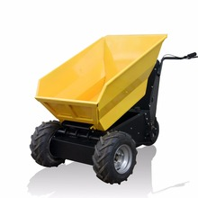 Garden farm mini use electric power wheelbarrow with TUV CE