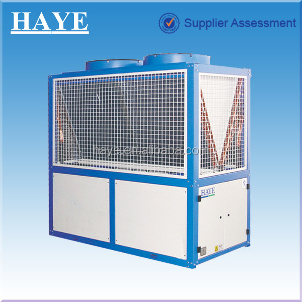 Professional swimming pool use air to water heat pump water heater