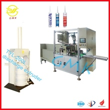 automatic silicone sealant cartridge filler ZDG-300 ribbon filling machine