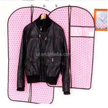 New Design Non Woven Dust Proof Clothes Cover Suit Dress Garment Bag