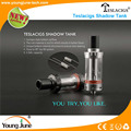 Best vaping performance with teslacigs Shadow tank