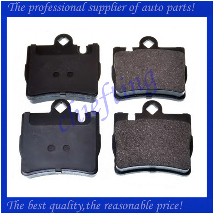 D848 0034200620 37150 for mecedes-benz cl500 s430 brake pad