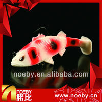 NOEBY artificial bait fishing soft vibes