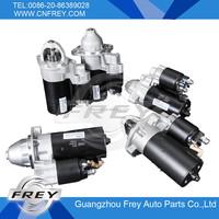 Auto parts Starter Motor for mercedes W201,W202,W203,W204 W123,W124,W210,W211.W212 W126, W163,W164 W140,W220,W221