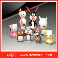 cartoon image custom pvc usb,bulk 2g.4g 8gb 16gb 32gb 64gb usb flash drives,cheap usb memory stick