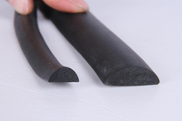 foam (sponge) rubber extrusions