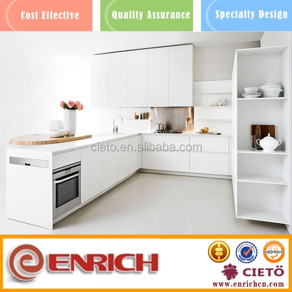 Portable Melamine Kitchens Pantries Design
