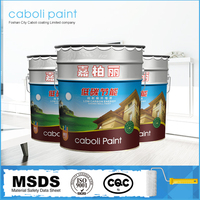 Caboli acrylic resin for exterior wall paint