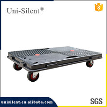 Uni-Silent multifunctional hand moving cart work trolley wheel dolly