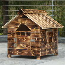 custom wooden outdoor dog houses decorative puppy pet dog kennel