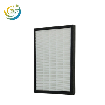 Experienced factory supply low price hepa filter for air purification