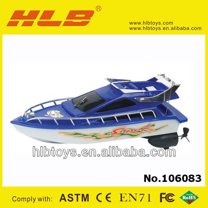 1:24 scal rc speedboat,radio control boat for children