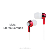 3.5mm connector colorful earbuds for music
