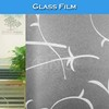 S032 Newest Colored Decorative Window Glass Tinting Film